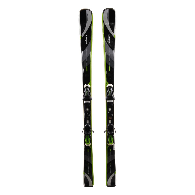 Ski occasion Elan Waveflex 78 Qualité A + Fixations
