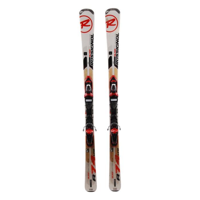 Ski Anlass Rossignol Alias 74 LTD - Bindungen