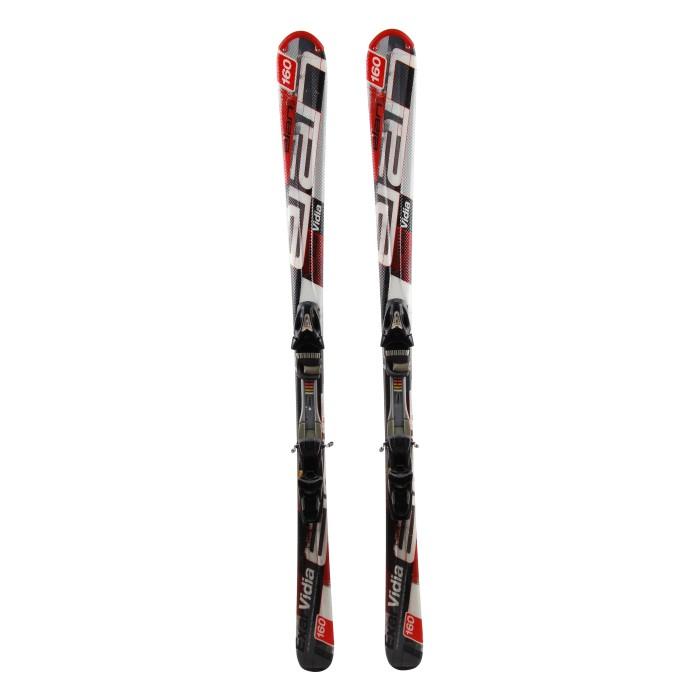 Ski Gelegenheit Elan Exar Vidia - Bindungen