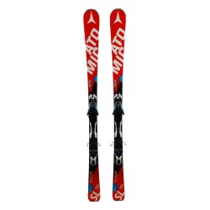 Ski occasion Atomic Redster edge SL + fixations