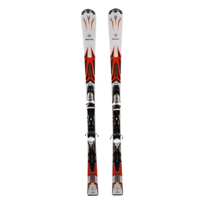 Ski occasion Rossignol Pursuit Elite ar ' fixations
