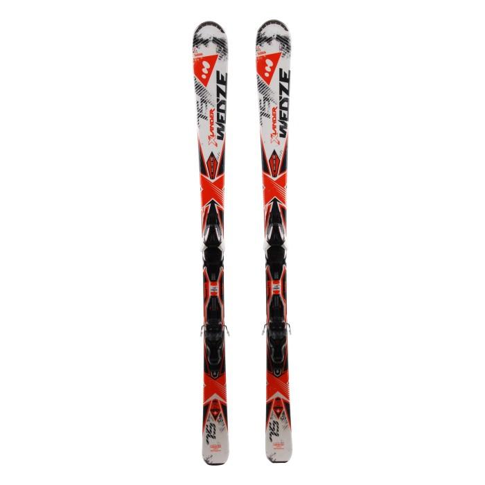 Ski occasion Wedze Xlander 75 + fixations