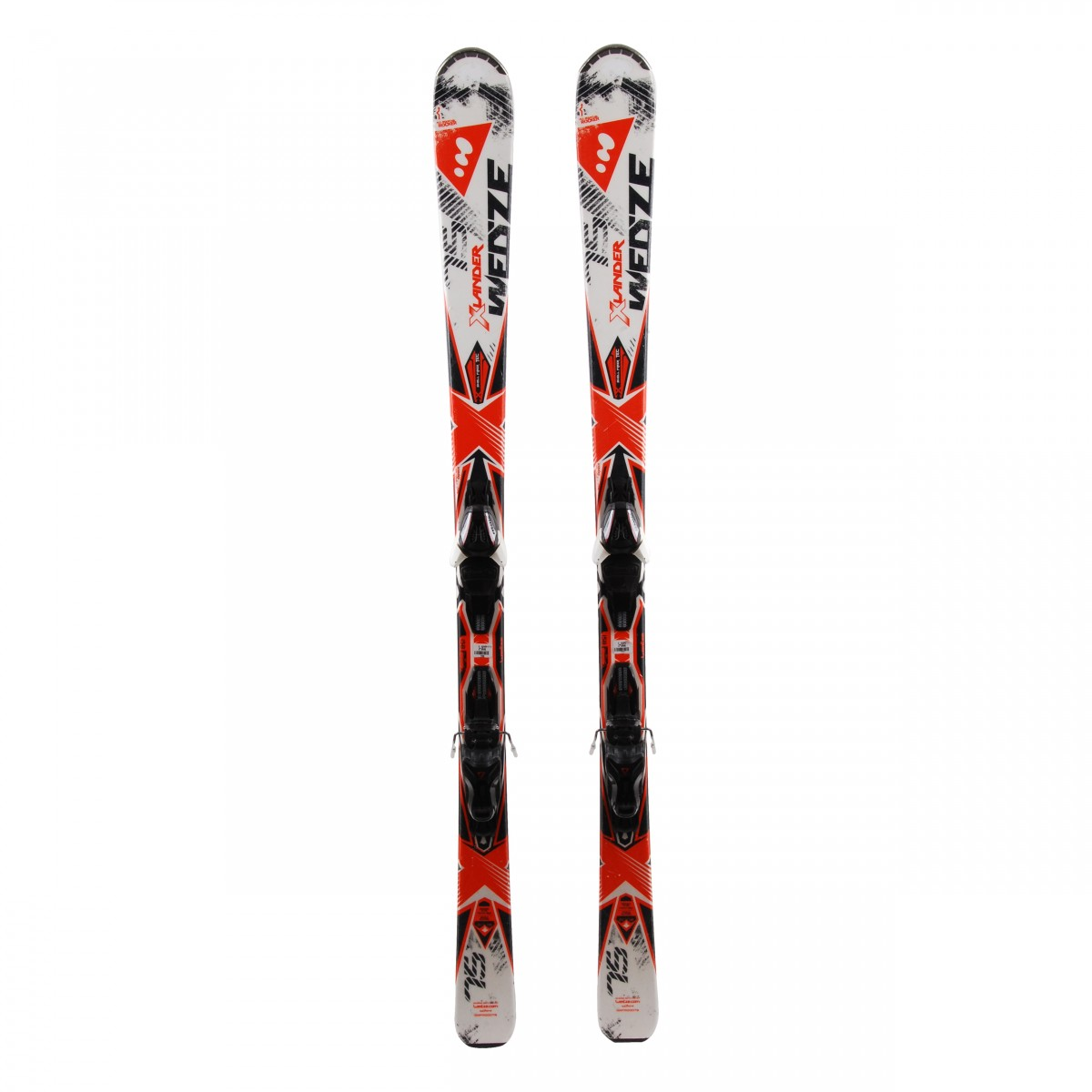Ski-occasion-Wedze-Xlander-75-fixations miniature 6