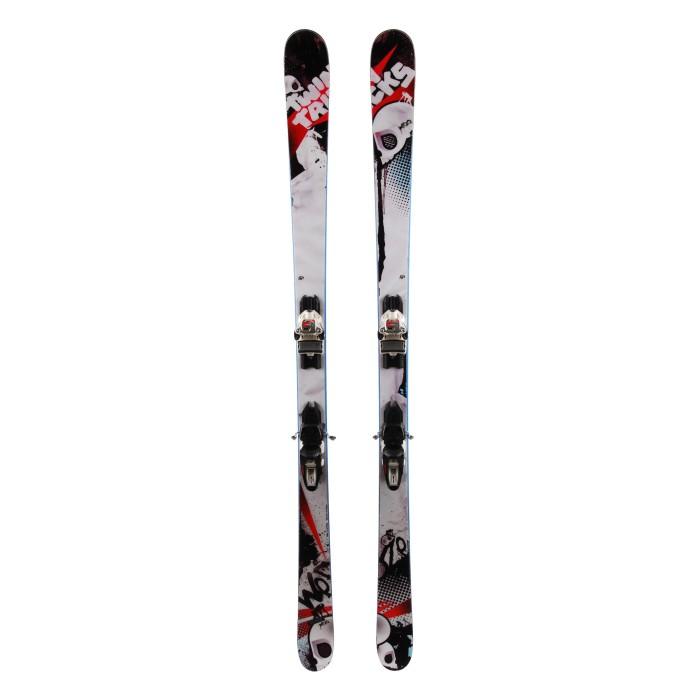 Ski occasion Wed'ze Twin Tricks 1er choix  + fixations
