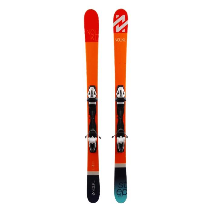 Ski occasion Volkl STEP + fixations