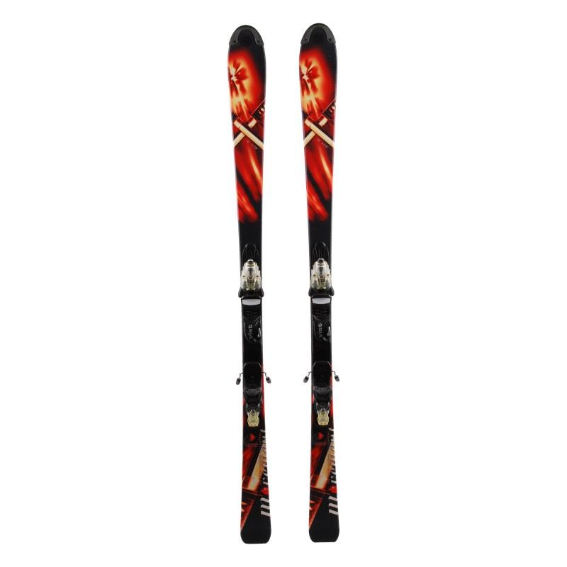 Ski verwendet Movement Blade + Bindungen
