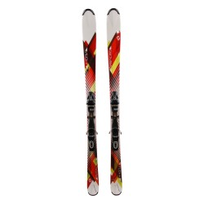 Scott Reverse Ski Opportunity - Fixings