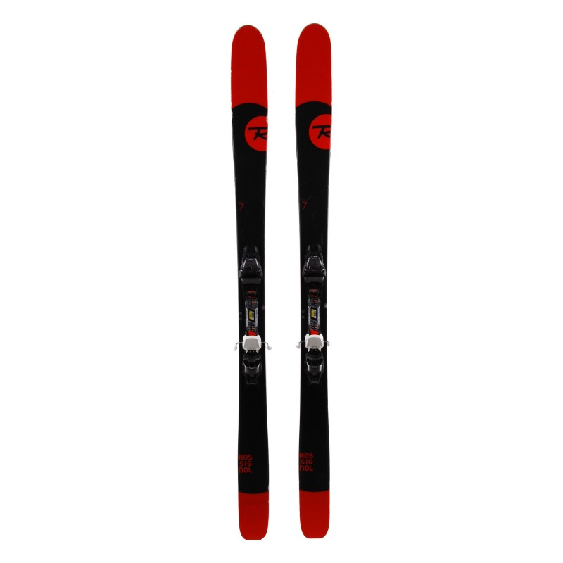 Ski occasion Rossignol SIN 7 Qualité B + Fixations