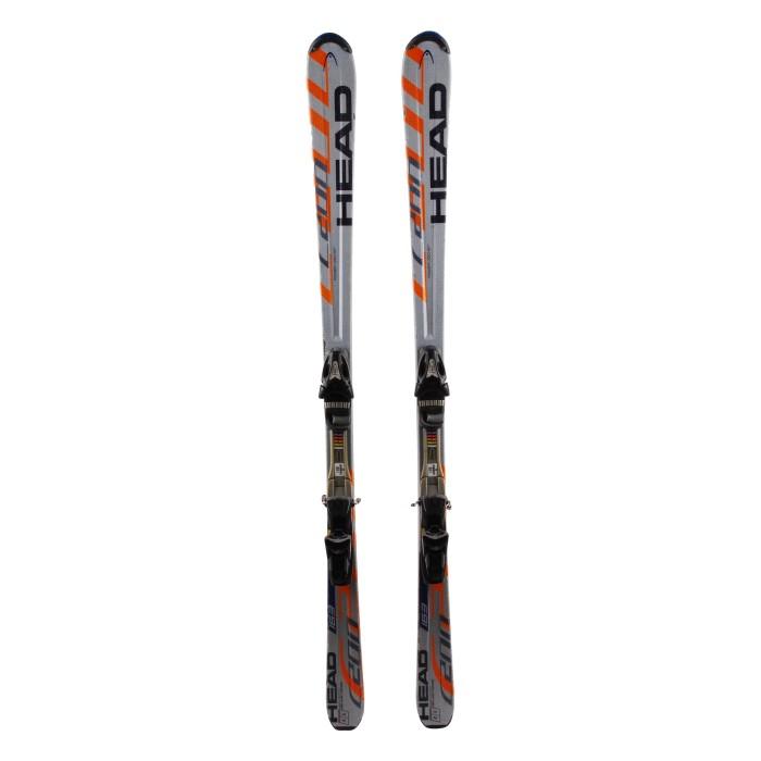 Ski occasion Head C200 + fixations