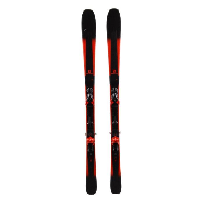 Ski Anlass Salomon XDR 79 CF/X - Bindungen