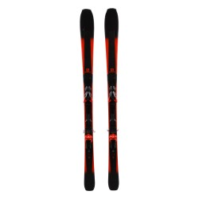 Ski occasion Salomon XDR 79 CF/X - bindings