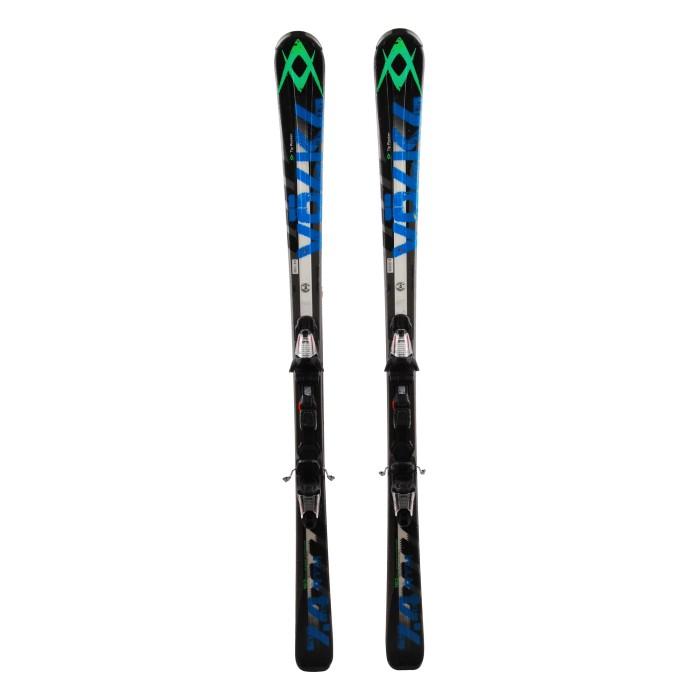 Ski occasion Volkl RTM 7.4 + fixations