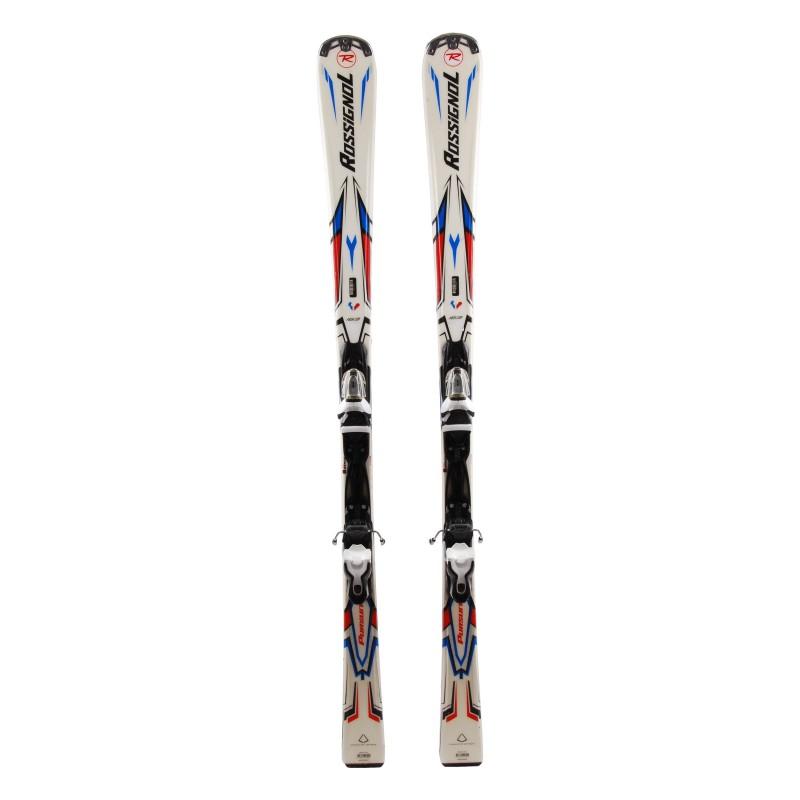 Ski occasion Rossignol Pursuit Qualité A + fixations