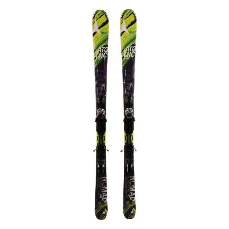 esquí Atomic Nomad Blackeye + fijaciones