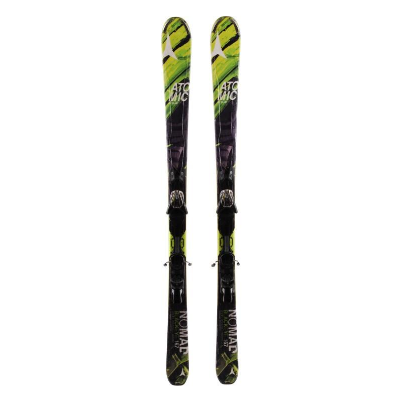 Ski occasion Atomic Nomad Blackeye Qualité A + fixations