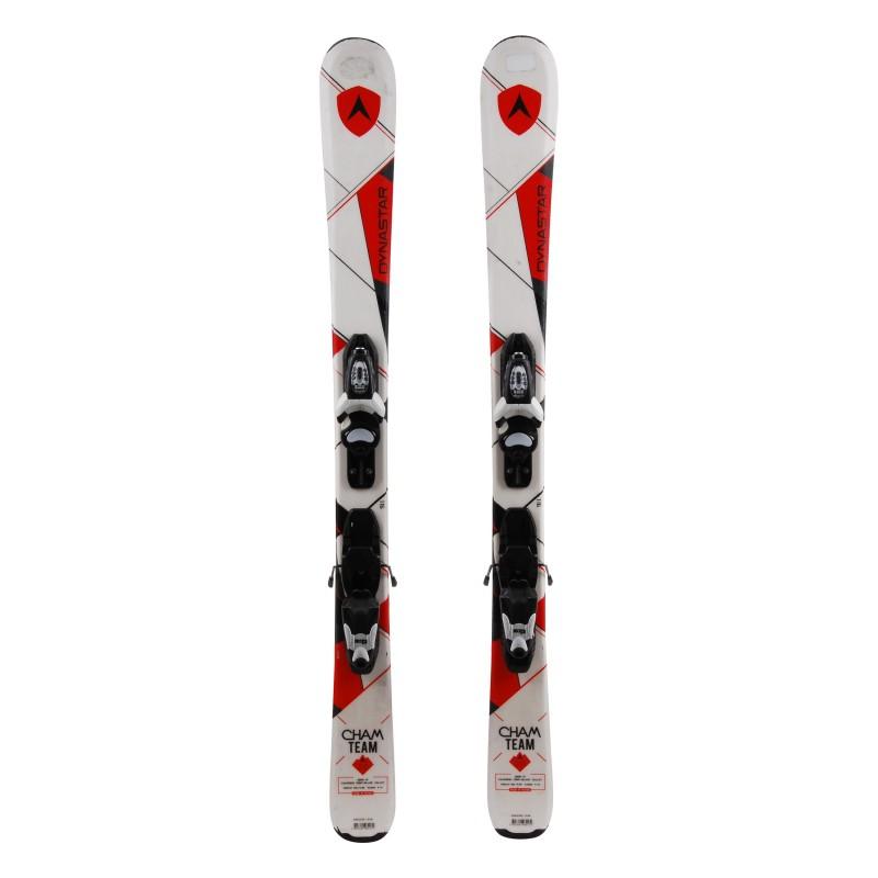 Junior Ski Dynastar Team Cham Orange + Bindungen