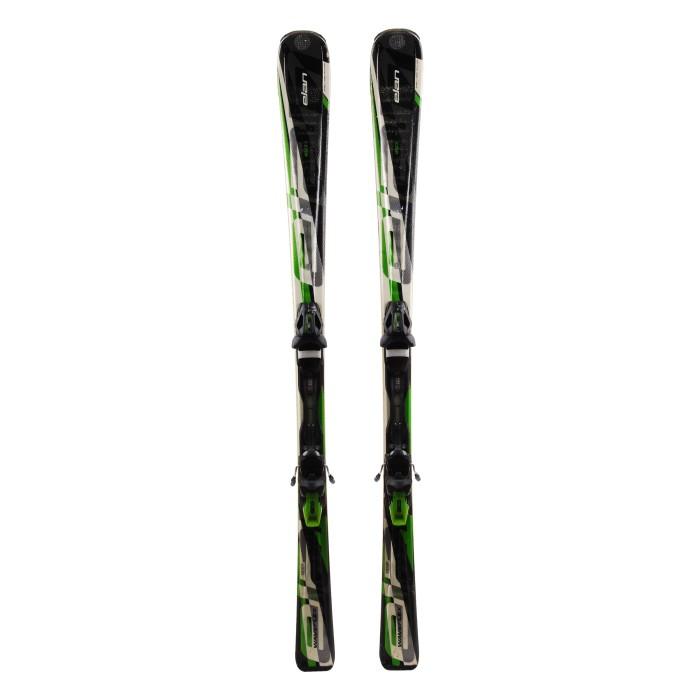 Ski Gelegenheit Elan Waveflex 72 - Befestigungen