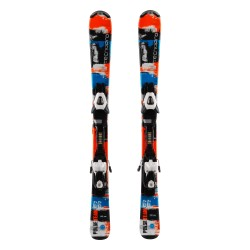 Ski occasion junior Tecno pro Pulse Team + fixations