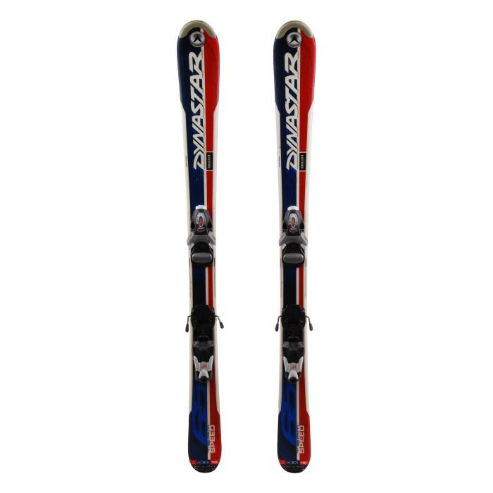 Ocasión de esquí junior Dynastar Team Speed 65 - fijaciones