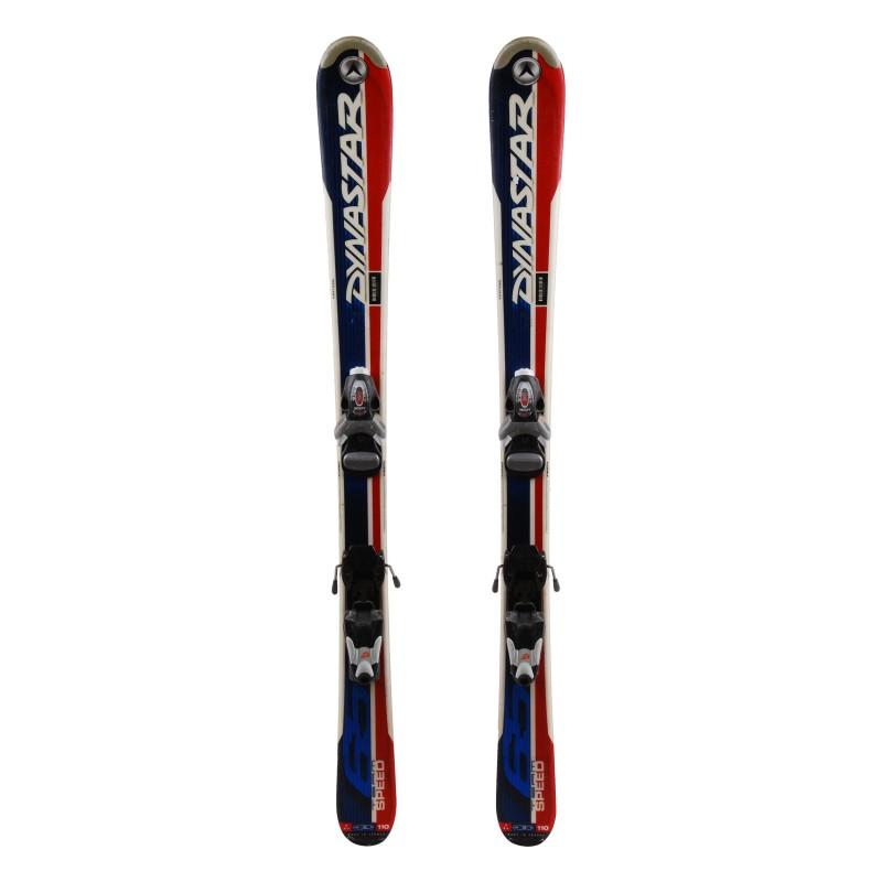 Ski occasion junior Dynastar Team Speed 65 Qualité A + fixations