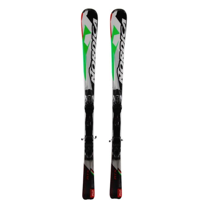 Ski occasion Nordica Transfire RTX + fixations