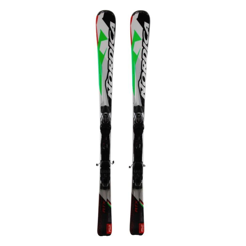 Ski occasion Nordica Transfire RTX Qualité A+ fixations