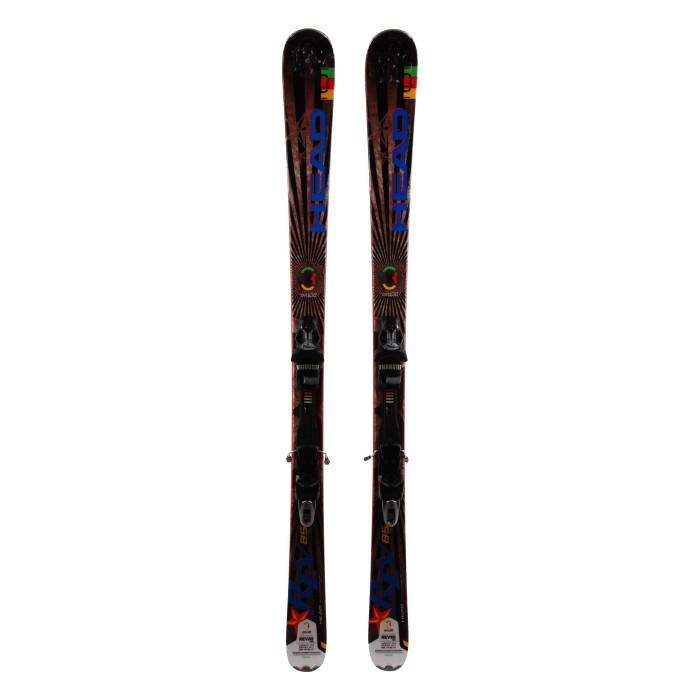 Ski occasion Head Rev 85 pro + fixations