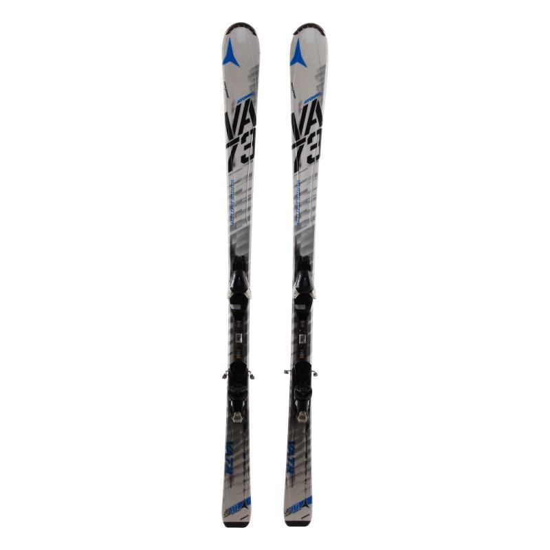 Gebrauchte Ski Atomic VA 73 blau + Bindungen