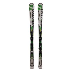 Ski used Salomon X Drive 8.0 BT - Fijaciones