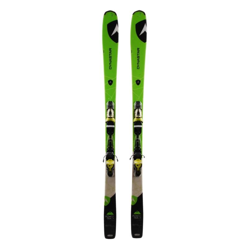 Dynastar Powertrack 79 carbon LTD Gebrauchte Ski + Bindungen