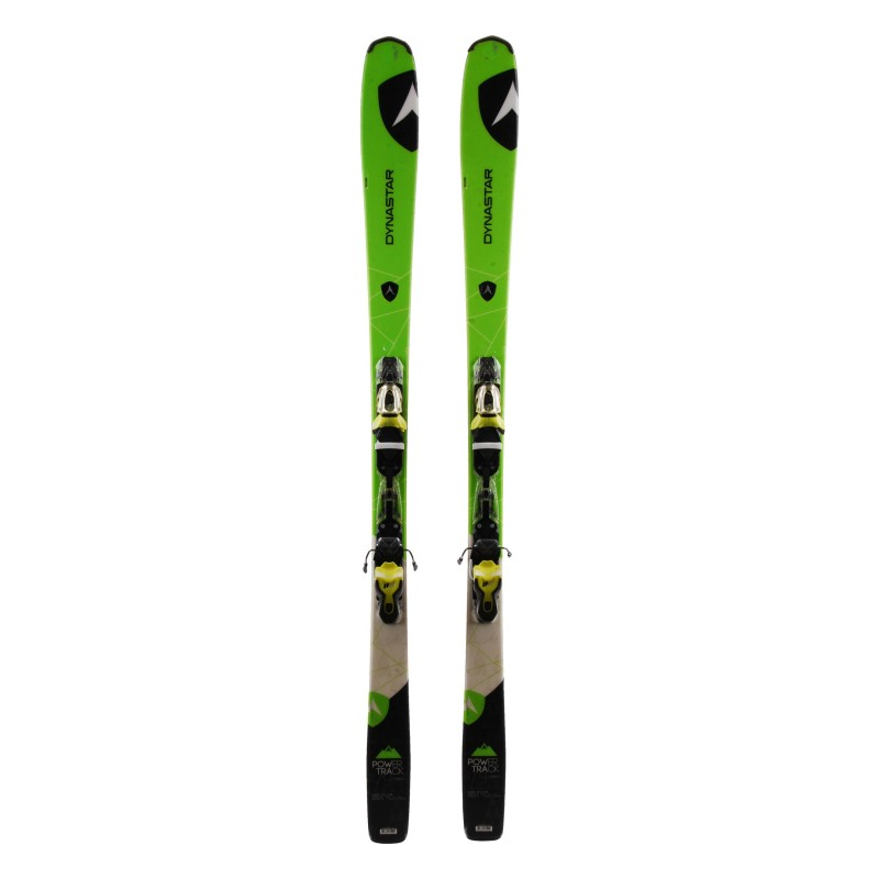 Ski occasion Dynastar Powertrack 79 carbon LTD Qualité A + fixations