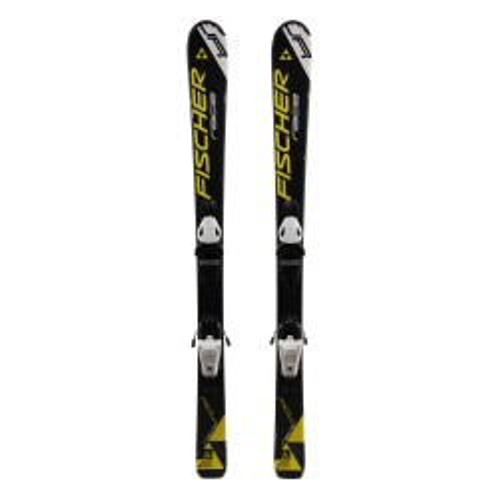 Ski Anlass Junior Fischer RC4 Rennen - Bindungen