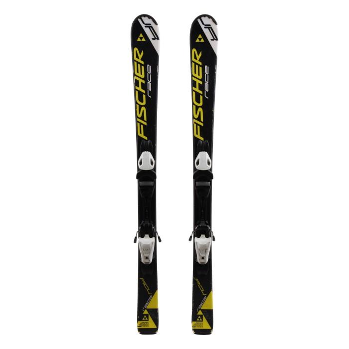 Ski occasion junior Fischer RC4 Race - bindings
