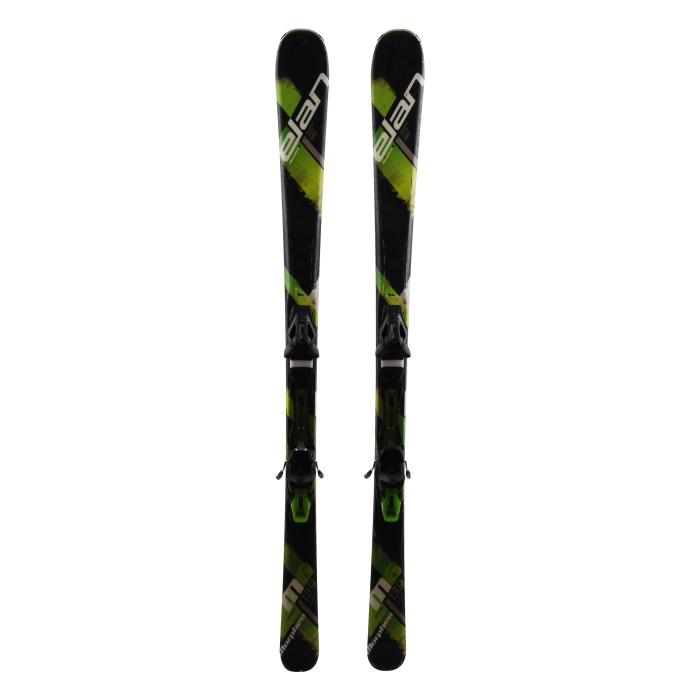 Ski Elan Morpheo m6 Anlass - Befestigungen