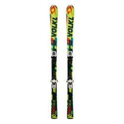 Ski occasion Volkl Racetiger SL Junior + fixations