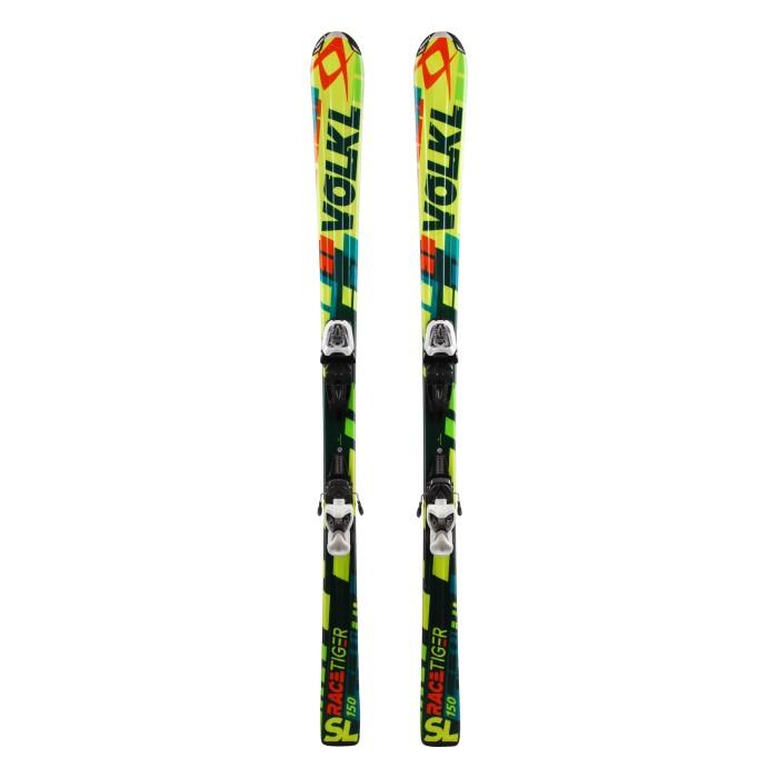 Ski-Veranstaltung Volkl Racetiger SL Junior - Bindungen