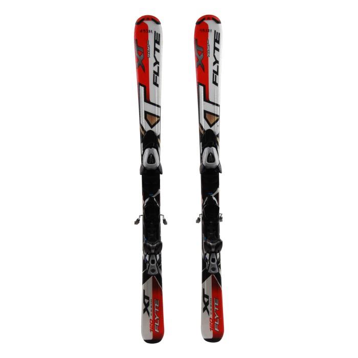 Ocasión de esquí junior Tecnopro XT Flyte - fijaciones