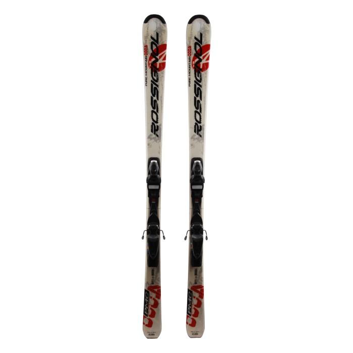 Ski occasion Rossignol Pure Mountain 4000 - bindings