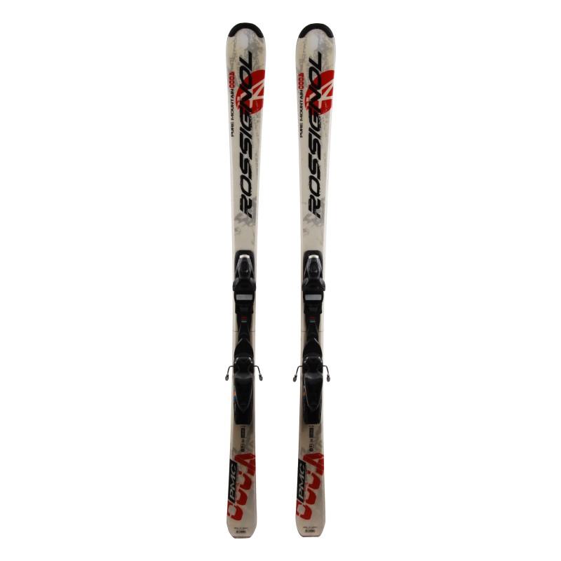 Rossignol Pure Mountain 4000 + Fijaciones de esquí