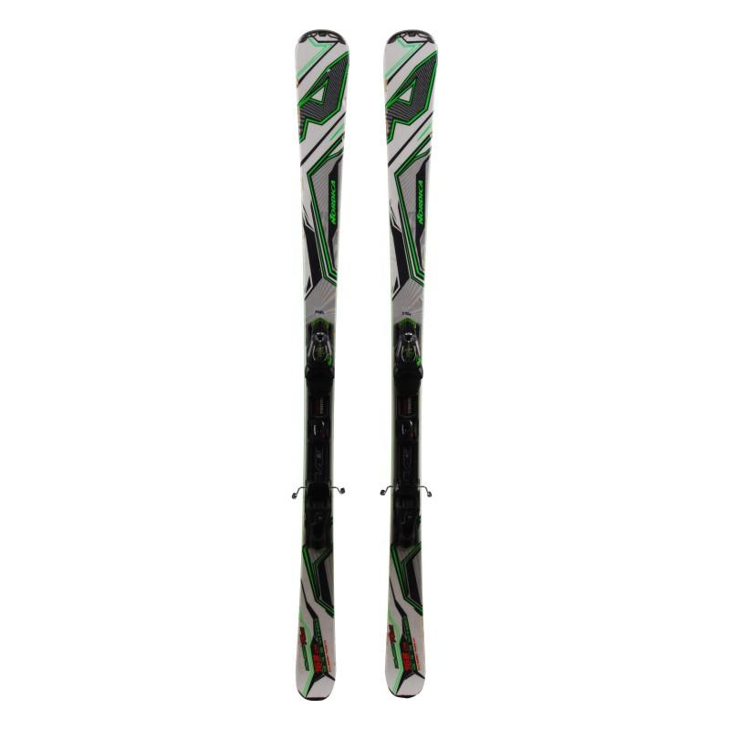 Ski occasion Nordica Fire Arrow 76 CAX Qualité B + fixations