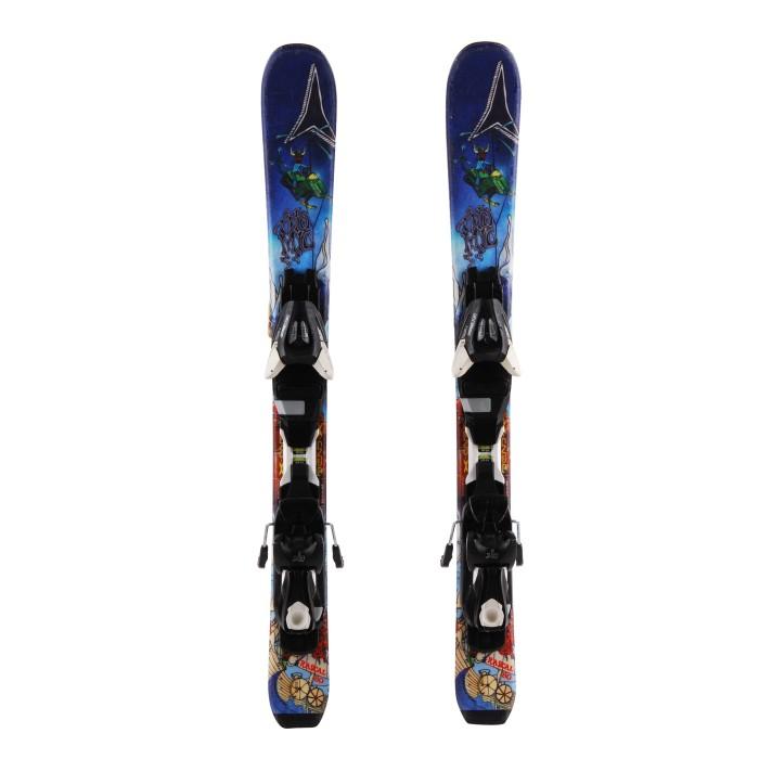 Junior ski Atomic rascal + bindings
