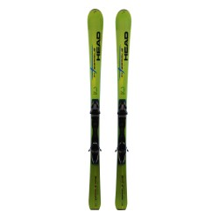 Ski Anlass Head Integrale 009 - Bindungen