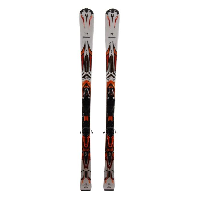 Ocasión de esquí Rossignol Pursuit 16 - fijaciones