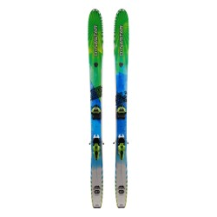 Ski occasion Dynastar Cham 107 + Fixations