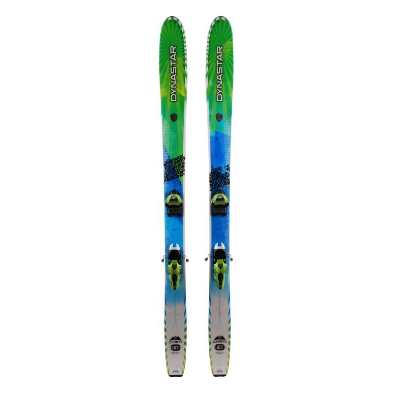 Dynastar Cham 107 Ski + Bindungen