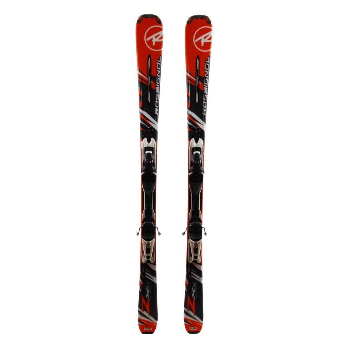 Ski occasion Rossignol Zenith ZX 3D Carbon - bindings