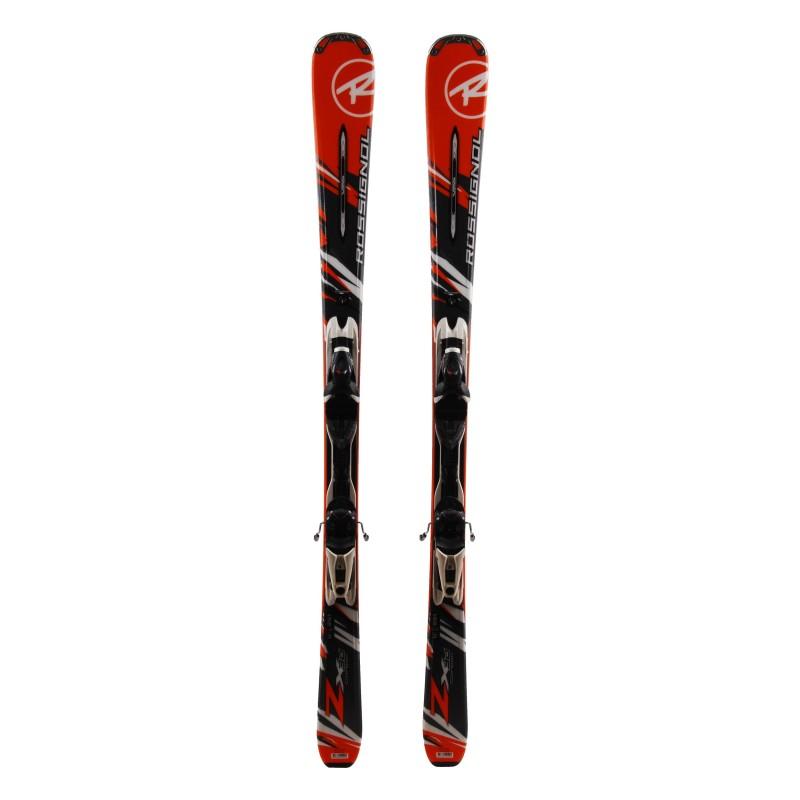 Ski occasion Rossignol Zenith ZX 3D Carbon Qualité A + fixations