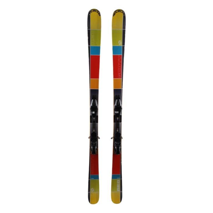 Scott Neo Used Ski - Fixings