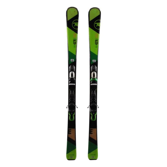 Ski occasion Rossignol Experience 80 premium - bindings