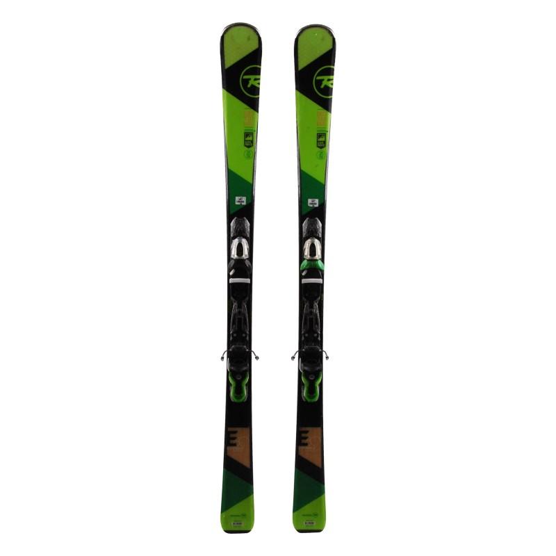Rossignol Experience 80 Premium Green Ski + Bindungen